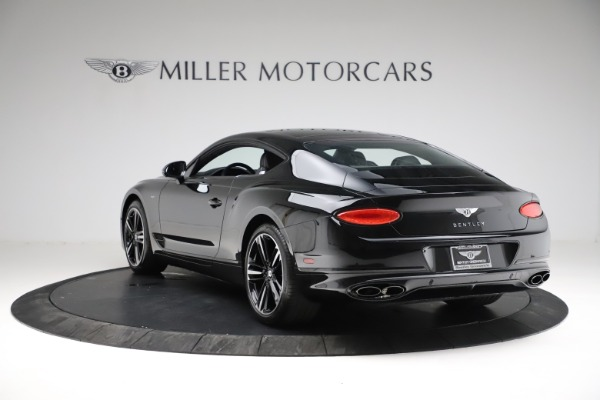New 2021 Bentley Continental GT V8 for sale $254,095 at Alfa Romeo of Greenwich in Greenwich CT 06830 5