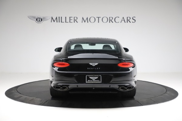 New 2021 Bentley Continental GT V8 for sale $254,095 at Alfa Romeo of Greenwich in Greenwich CT 06830 6