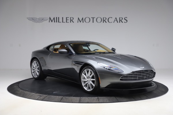 Used 2017 Aston Martin DB11 V12 Coupe for sale $149,900 at Alfa Romeo of Greenwich in Greenwich CT 06830 10