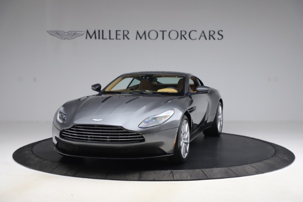 Used 2017 Aston Martin DB11 V12 Coupe for sale $149,900 at Alfa Romeo of Greenwich in Greenwich CT 06830 12