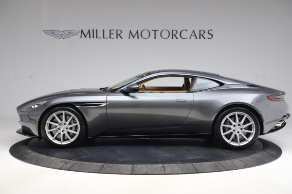 Used 2017 Aston Martin DB11 V12 Coupe for sale $149,900 at Alfa Romeo of Greenwich in Greenwich CT 06830 2