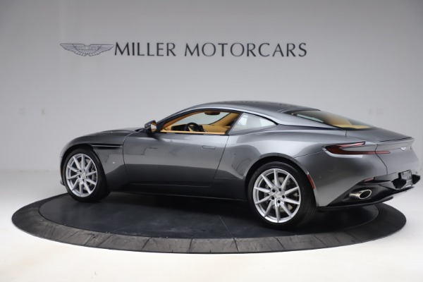 Used 2017 Aston Martin DB11 V12 Coupe for sale $149,900 at Alfa Romeo of Greenwich in Greenwich CT 06830 3