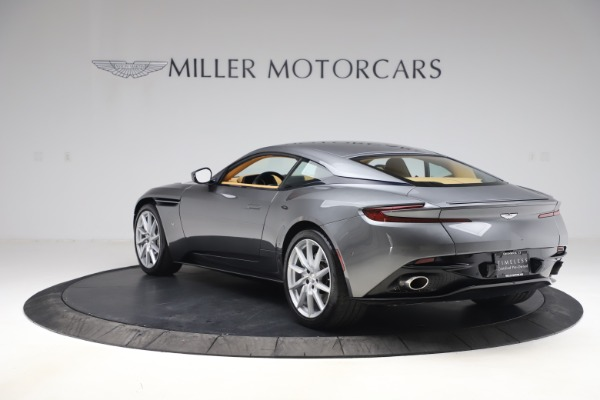 Used 2017 Aston Martin DB11 V12 Coupe for sale $149,900 at Alfa Romeo of Greenwich in Greenwich CT 06830 4