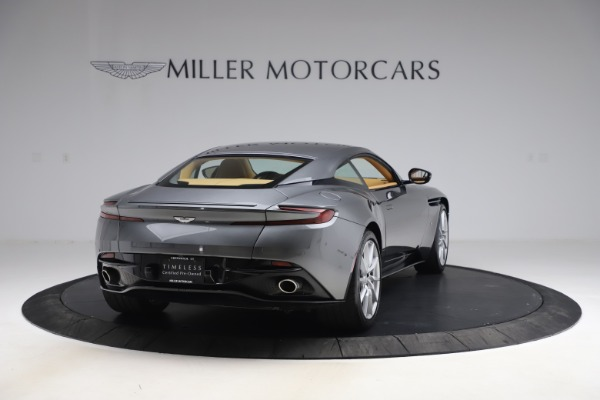 Used 2017 Aston Martin DB11 V12 Coupe for sale $149,900 at Alfa Romeo of Greenwich in Greenwich CT 06830 6