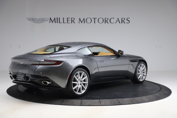 Used 2017 Aston Martin DB11 V12 Coupe for sale $149,900 at Alfa Romeo of Greenwich in Greenwich CT 06830 7