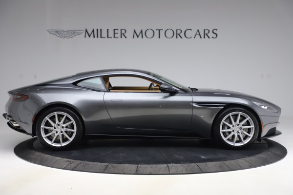 Used 2017 Aston Martin DB11 V12 Coupe for sale $149,900 at Alfa Romeo of Greenwich in Greenwich CT 06830 8