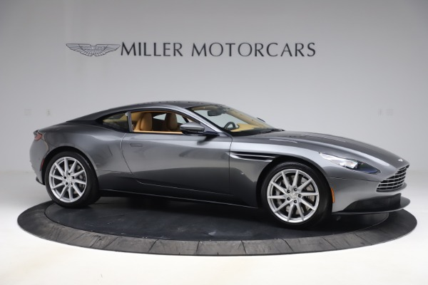 Used 2017 Aston Martin DB11 V12 Coupe for sale $149,900 at Alfa Romeo of Greenwich in Greenwich CT 06830 9