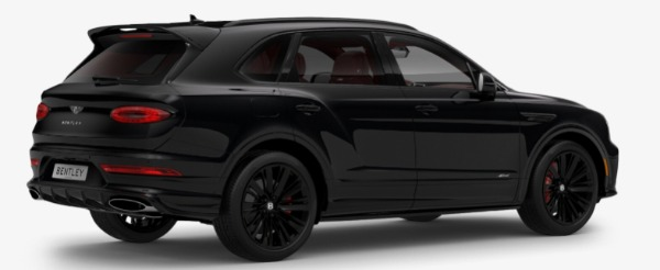 New 2021 Bentley Bentayga Speed Edition for sale $284,335 at Alfa Romeo of Greenwich in Greenwich CT 06830 3