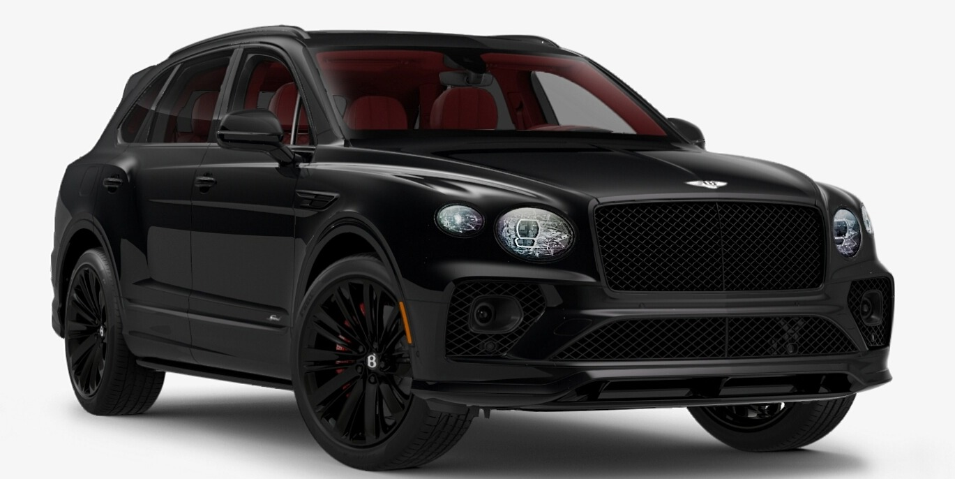 New 2021 Bentley Bentayga Speed Edition for sale $284,335 at Alfa Romeo of Greenwich in Greenwich CT 06830 1