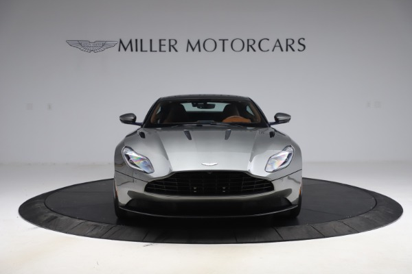 Used 2017 Aston Martin DB11 V12 Coupe for sale $134,900 at Alfa Romeo of Greenwich in Greenwich CT 06830 11