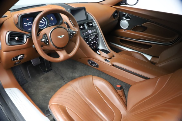 Used 2017 Aston Martin DB11 V12 Coupe for sale $134,900 at Alfa Romeo of Greenwich in Greenwich CT 06830 13