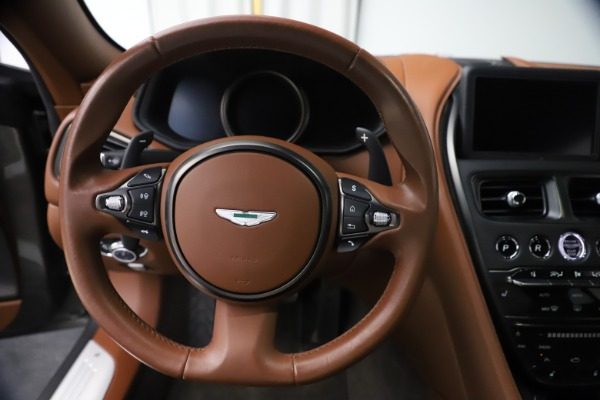 Used 2017 Aston Martin DB11 V12 Coupe for sale $134,900 at Alfa Romeo of Greenwich in Greenwich CT 06830 16