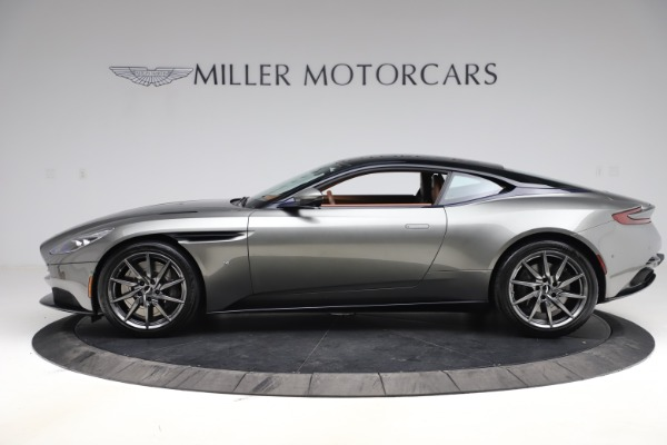 Used 2017 Aston Martin DB11 V12 Coupe for sale $134,900 at Alfa Romeo of Greenwich in Greenwich CT 06830 2