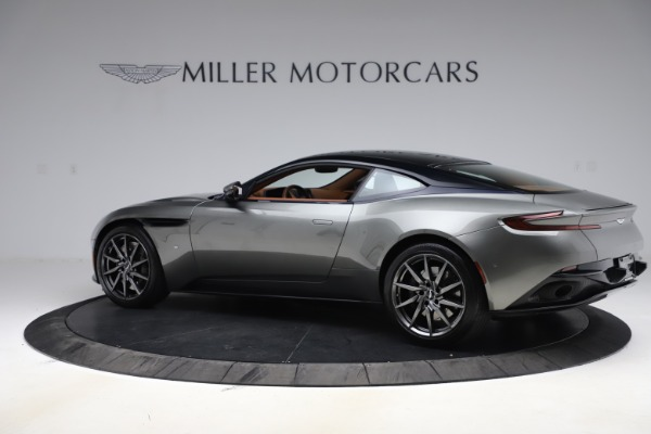 Used 2017 Aston Martin DB11 V12 Coupe for sale $134,900 at Alfa Romeo of Greenwich in Greenwich CT 06830 3