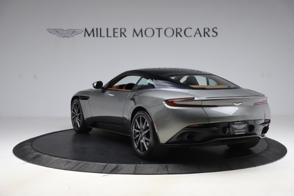 Used 2017 Aston Martin DB11 V12 Coupe for sale $134,900 at Alfa Romeo of Greenwich in Greenwich CT 06830 4