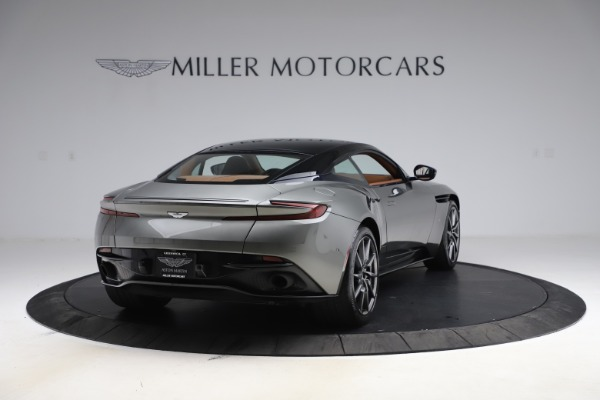 Used 2017 Aston Martin DB11 V12 Coupe for sale $134,900 at Alfa Romeo of Greenwich in Greenwich CT 06830 6