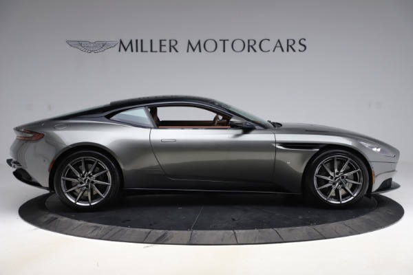 Used 2017 Aston Martin DB11 V12 Coupe for sale $134,900 at Alfa Romeo of Greenwich in Greenwich CT 06830 8