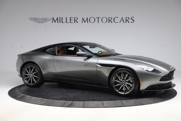 Used 2017 Aston Martin DB11 V12 Coupe for sale $134,900 at Alfa Romeo of Greenwich in Greenwich CT 06830 9