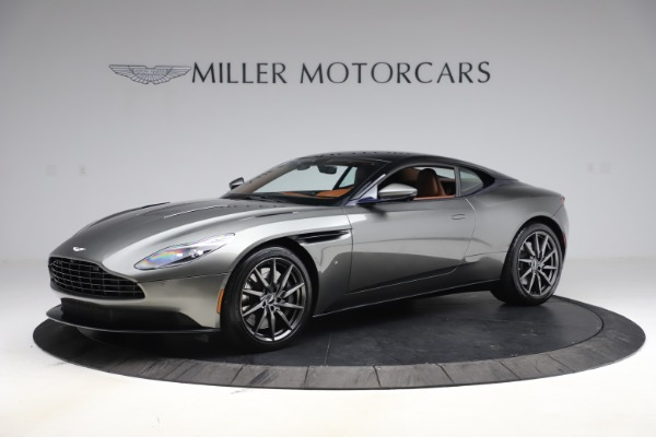Used 2017 Aston Martin DB11 V12 Coupe for sale $134,900 at Alfa Romeo of Greenwich in Greenwich CT 06830 1
