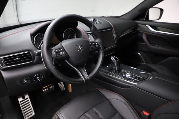 New 2021 Maserati Levante Q4 GranSport for sale $94,985 at Alfa Romeo of Greenwich in Greenwich CT 06830 13