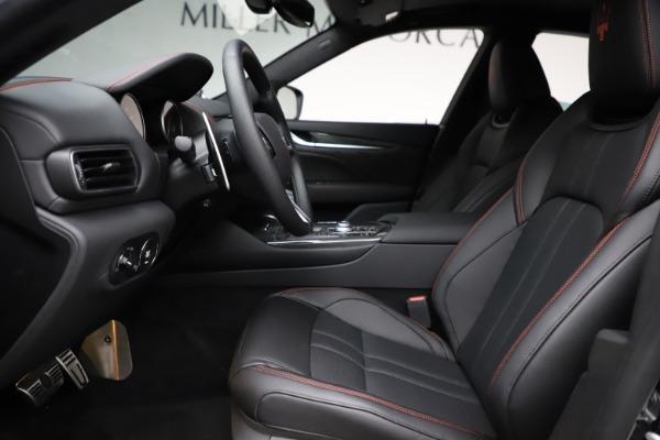 New 2021 Maserati Levante Q4 GranSport for sale $94,985 at Alfa Romeo of Greenwich in Greenwich CT 06830 14