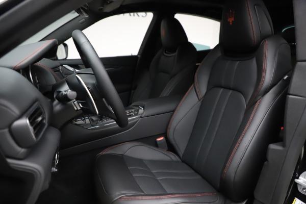 New 2021 Maserati Levante Q4 GranSport for sale $94,985 at Alfa Romeo of Greenwich in Greenwich CT 06830 15