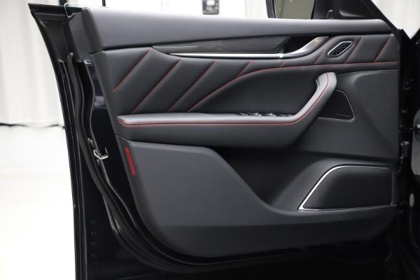 New 2021 Maserati Levante Q4 GranSport for sale $94,985 at Alfa Romeo of Greenwich in Greenwich CT 06830 16