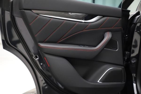 New 2021 Maserati Levante Q4 GranSport for sale $94,985 at Alfa Romeo of Greenwich in Greenwich CT 06830 20