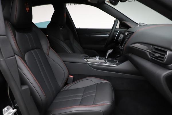 New 2021 Maserati Levante Q4 GranSport for sale $94,985 at Alfa Romeo of Greenwich in Greenwich CT 06830 22