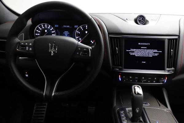 New 2021 Maserati Levante Q4 GranSport for sale $94,985 at Alfa Romeo of Greenwich in Greenwich CT 06830 25