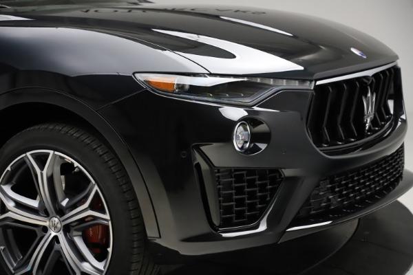 New 2021 Maserati Levante Q4 GranSport for sale $94,985 at Alfa Romeo of Greenwich in Greenwich CT 06830 26