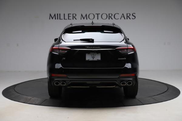 New 2021 Maserati Levante Q4 GranSport for sale $94,985 at Alfa Romeo of Greenwich in Greenwich CT 06830 6