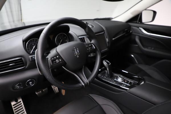 New 2021 Maserati Levante Q4 GranSport for sale $93,585 at Alfa Romeo of Greenwich in Greenwich CT 06830 13