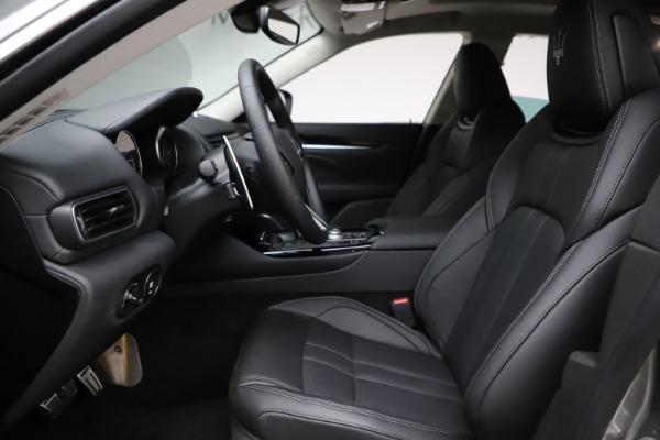 New 2021 Maserati Levante Q4 GranSport for sale $93,585 at Alfa Romeo of Greenwich in Greenwich CT 06830 14