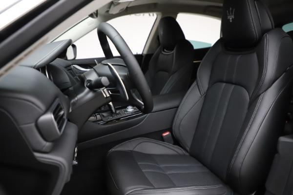 New 2021 Maserati Levante Q4 GranSport for sale $93,585 at Alfa Romeo of Greenwich in Greenwich CT 06830 15