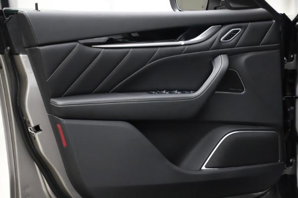 New 2021 Maserati Levante Q4 GranSport for sale $93,585 at Alfa Romeo of Greenwich in Greenwich CT 06830 17