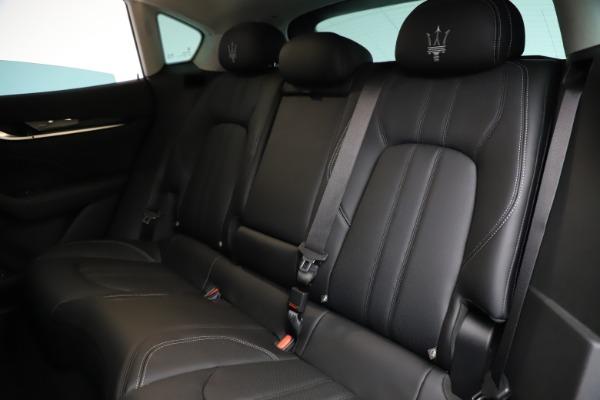 New 2021 Maserati Levante Q4 GranSport for sale $93,585 at Alfa Romeo of Greenwich in Greenwich CT 06830 20