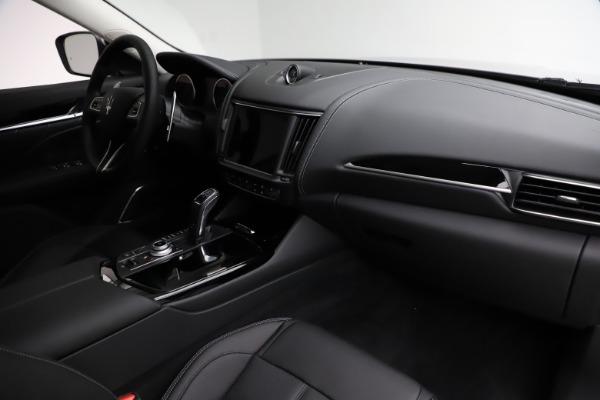 New 2021 Maserati Levante Q4 GranSport for sale $93,585 at Alfa Romeo of Greenwich in Greenwich CT 06830 21