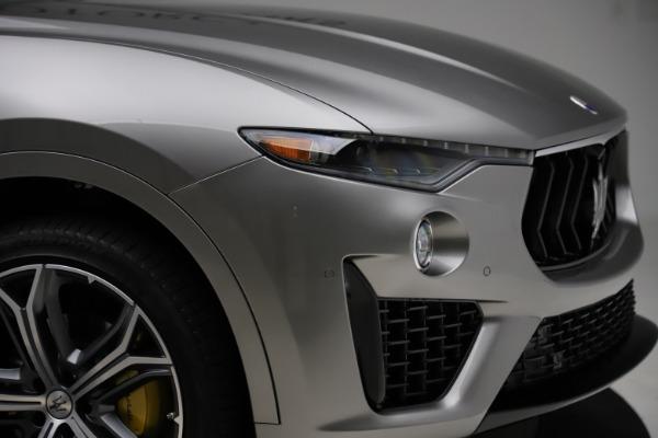 New 2021 Maserati Levante Q4 GranSport for sale $93,585 at Alfa Romeo of Greenwich in Greenwich CT 06830 25