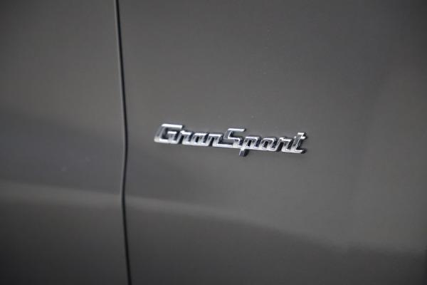 New 2021 Maserati Levante Q4 GranSport for sale $93,585 at Alfa Romeo of Greenwich in Greenwich CT 06830 26