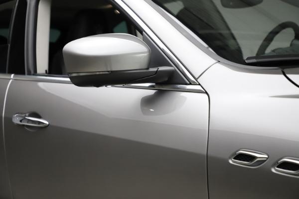New 2021 Maserati Levante Q4 GranSport for sale $93,585 at Alfa Romeo of Greenwich in Greenwich CT 06830 27