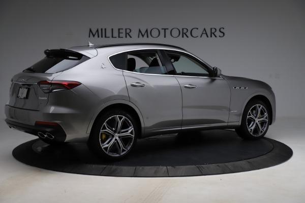 New 2021 Maserati Levante Q4 GranSport for sale $93,585 at Alfa Romeo of Greenwich in Greenwich CT 06830 8