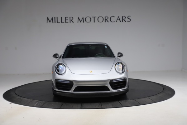 Used 2019 Porsche 911 Turbo S for sale $177,900 at Alfa Romeo of Greenwich in Greenwich CT 06830 12