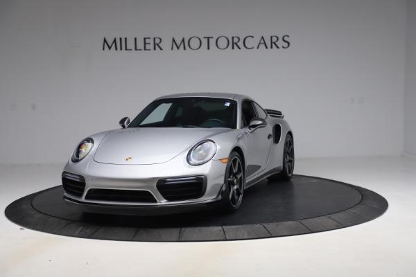 Used 2019 Porsche 911 Turbo S for sale $177,900 at Alfa Romeo of Greenwich in Greenwich CT 06830 2