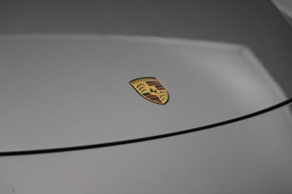Used 2019 Porsche 911 Turbo S for sale $177,900 at Alfa Romeo of Greenwich in Greenwich CT 06830 28