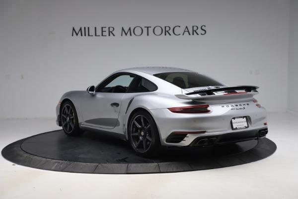 Used 2019 Porsche 911 Turbo S for sale $177,900 at Alfa Romeo of Greenwich in Greenwich CT 06830 5