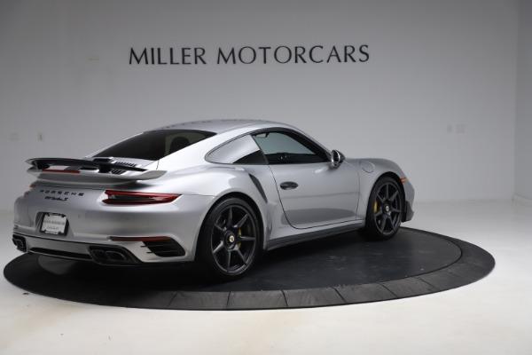 Used 2019 Porsche 911 Turbo S for sale $177,900 at Alfa Romeo of Greenwich in Greenwich CT 06830 8