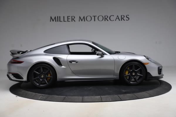 Used 2019 Porsche 911 Turbo S for sale $177,900 at Alfa Romeo of Greenwich in Greenwich CT 06830 9