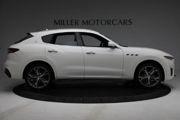 New 2021 Maserati Levante Q4 for sale $85,625 at Alfa Romeo of Greenwich in Greenwich CT 06830 10