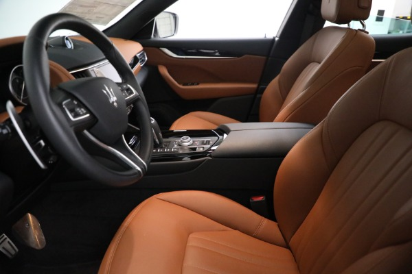New 2021 Maserati Levante Q4 for sale $85,625 at Alfa Romeo of Greenwich in Greenwich CT 06830 15